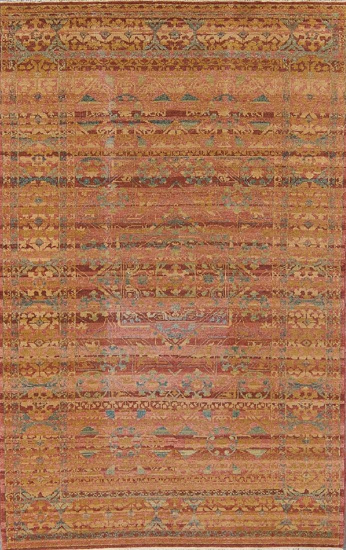 Fine Mamluk Rug: 3'11'' x 6'2''