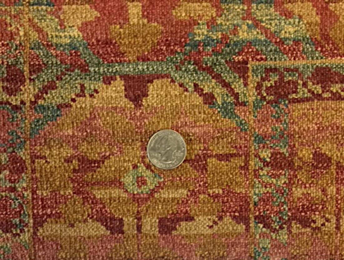 Fine Mamluk Rug: 3'11'' x 6'2'' - 3