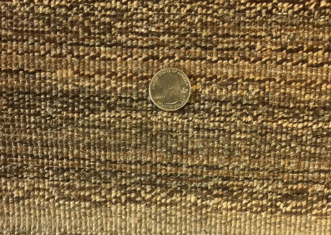 Modern Color Field Afghan Rug: 5' x 6'10'' - 3