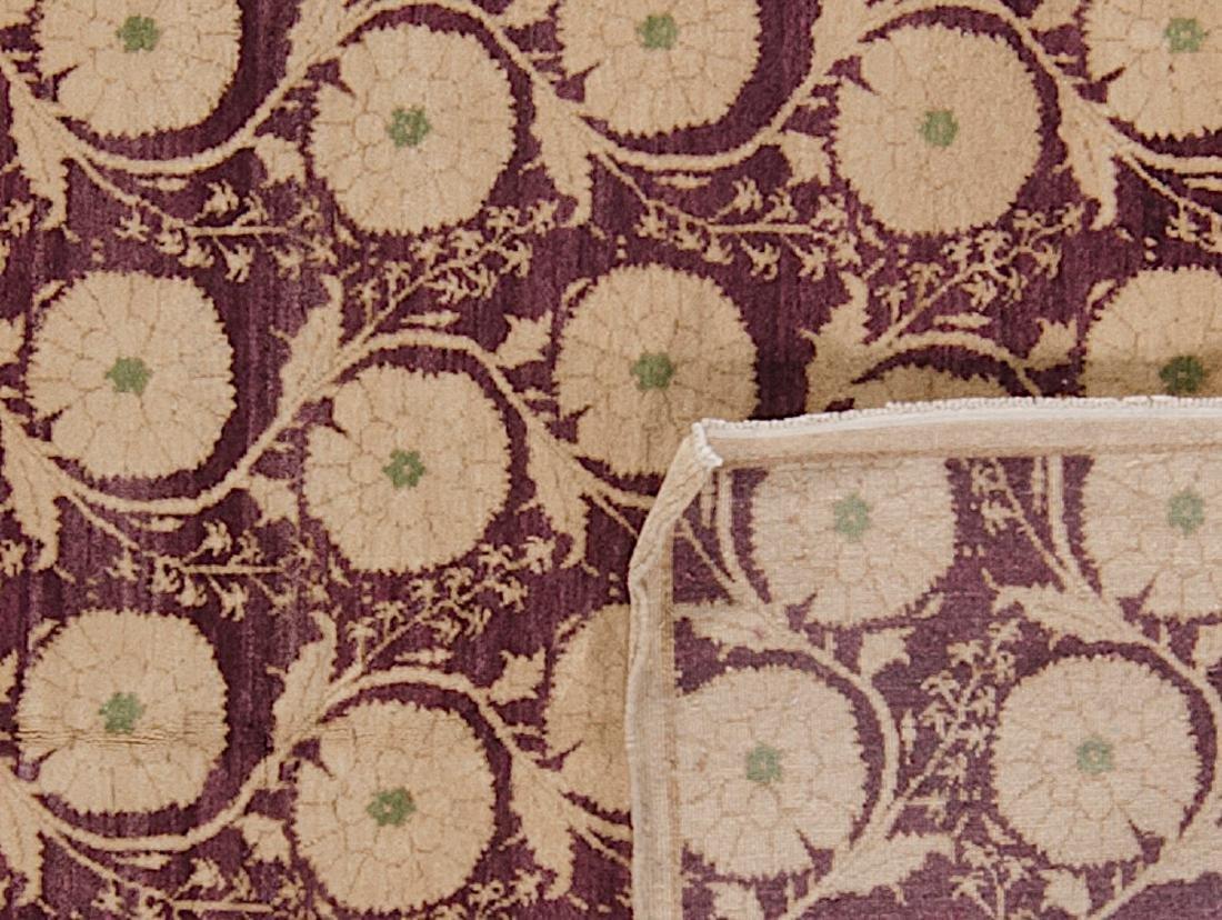 Fine Ottoman Style Rug: 4'1'' x 6'1'' - 2