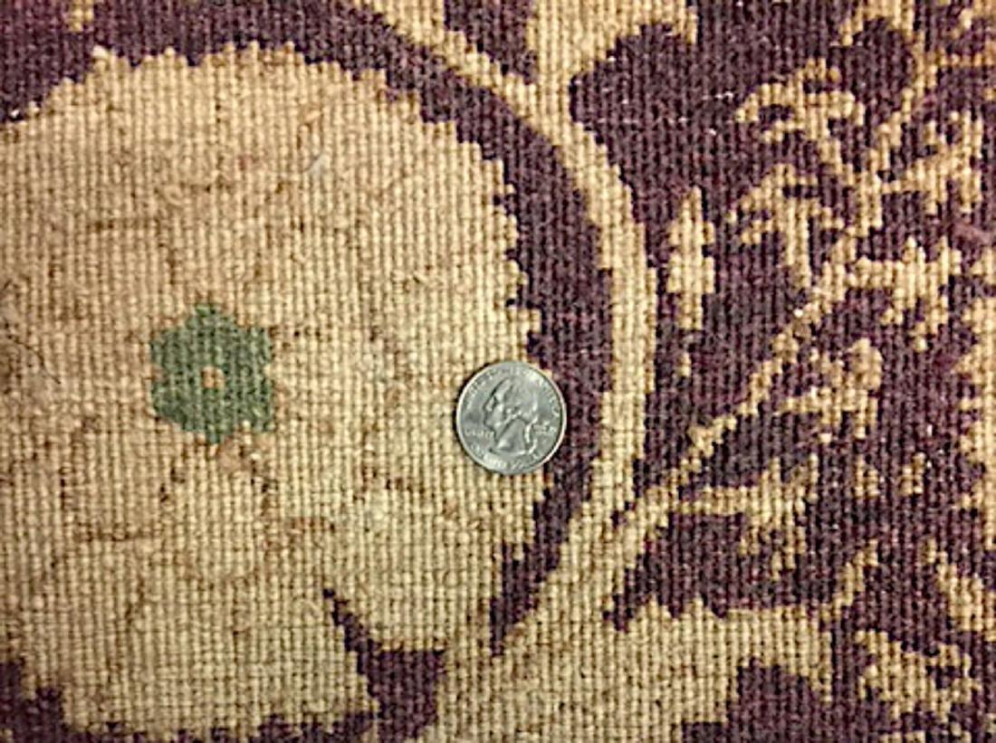 Fine Ottoman Style Rug: 4'1'' x 6'1'' - 3