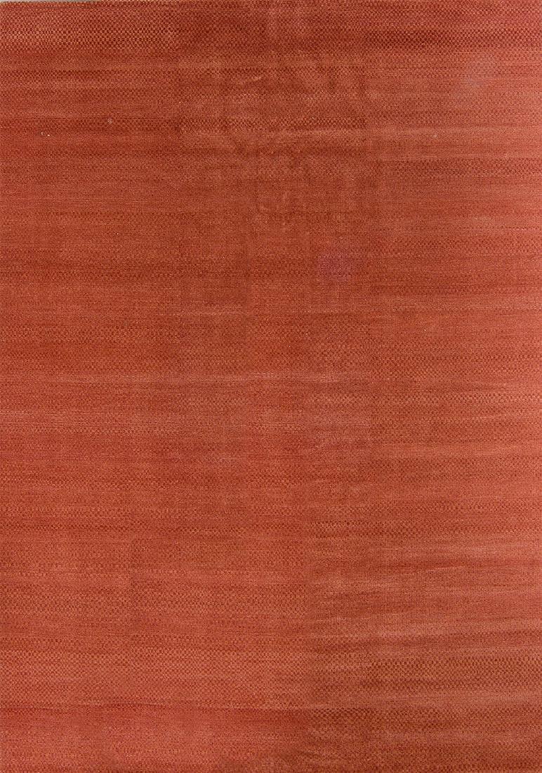 Modern Tibetan Rug: 10'1'' x 14'2''