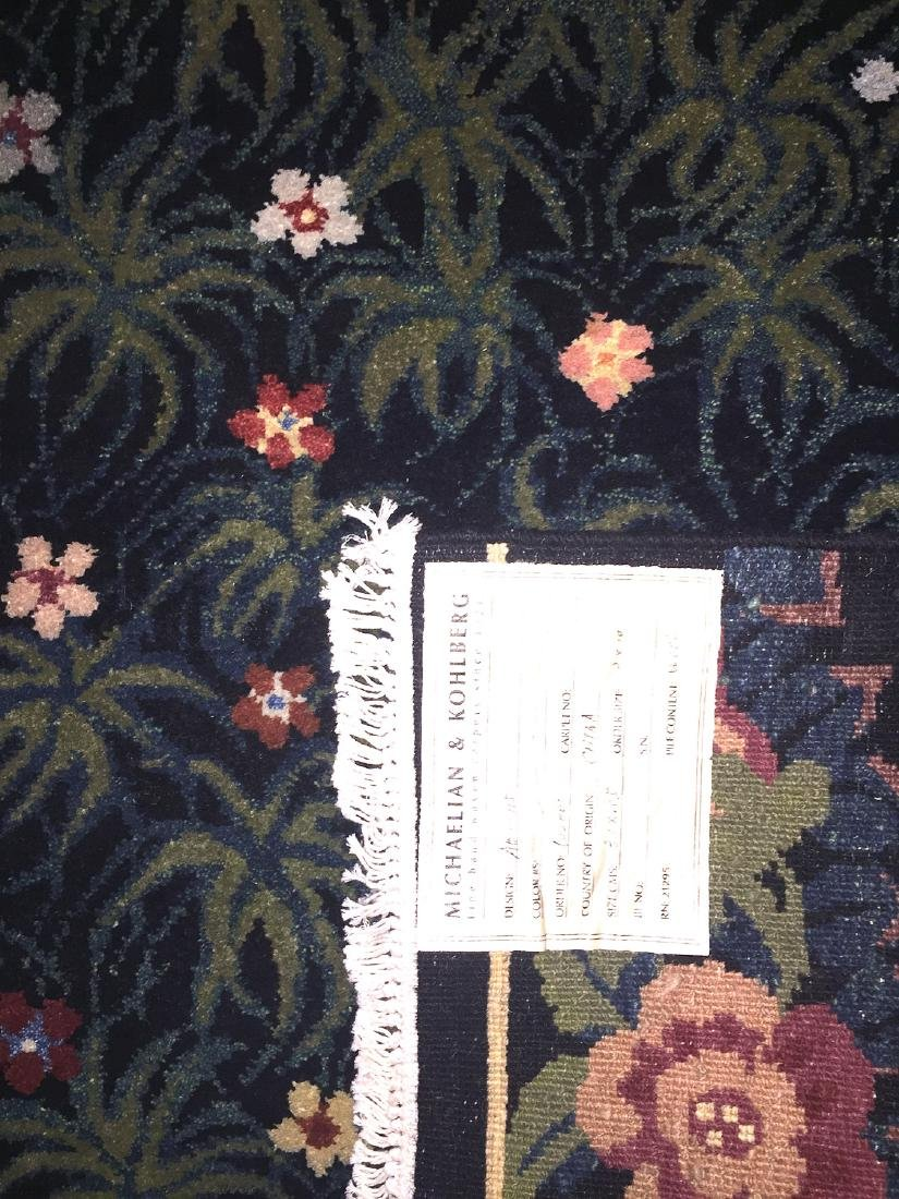 Continental Style Rug: 3'1'' x 10'2'' - 2