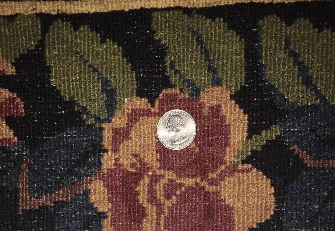 Continental Style Rug: 3'1'' x 10'2'' - 3