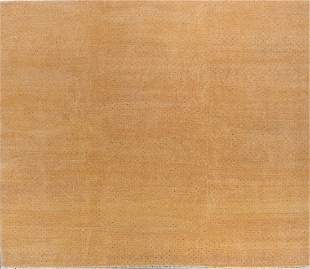Natural Dye Color Field Rug 96 x 84