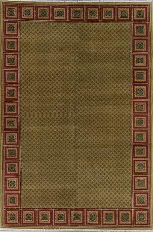 Fine Khotan Style Rug 6 x 92