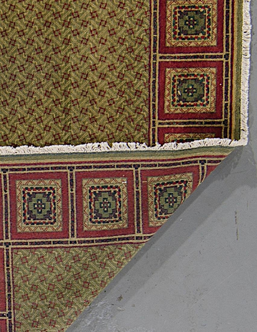 Fine Khotan Style Rug: 6' x 9'2'' - 2