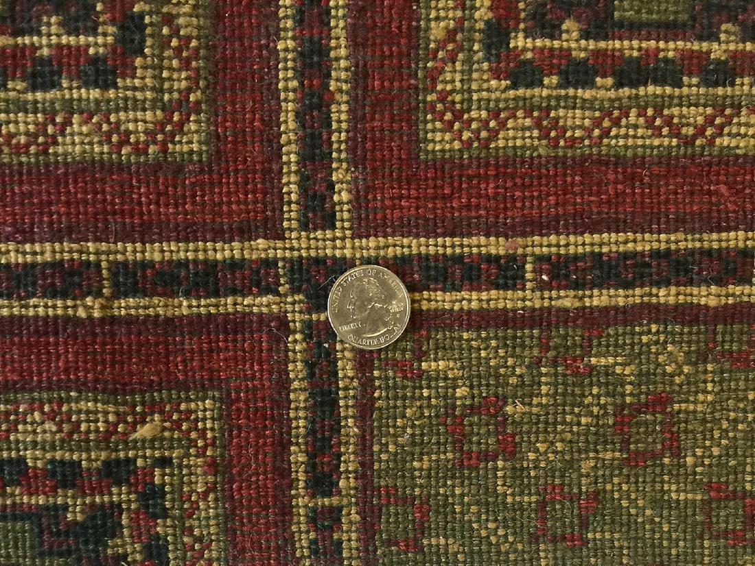 Fine Khotan Style Rug: 6' x 9'2'' - 3