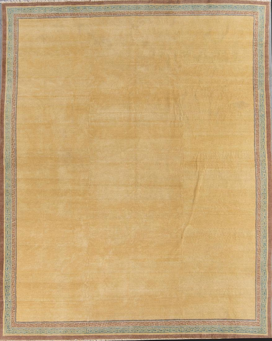 Fine Khotan Style Rug: 7'11'' x 9'11''