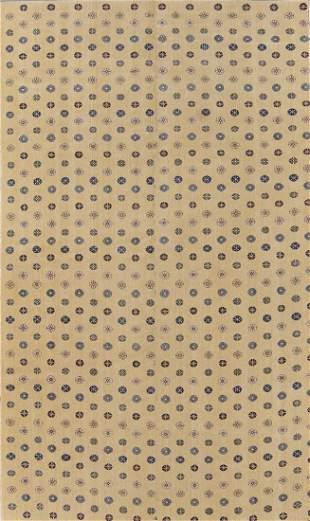 Fine Khotan Style Rug 58 x 94