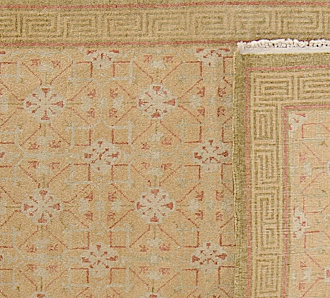 Fine Khotan Style Rug: 2'6'' x 4' - 2