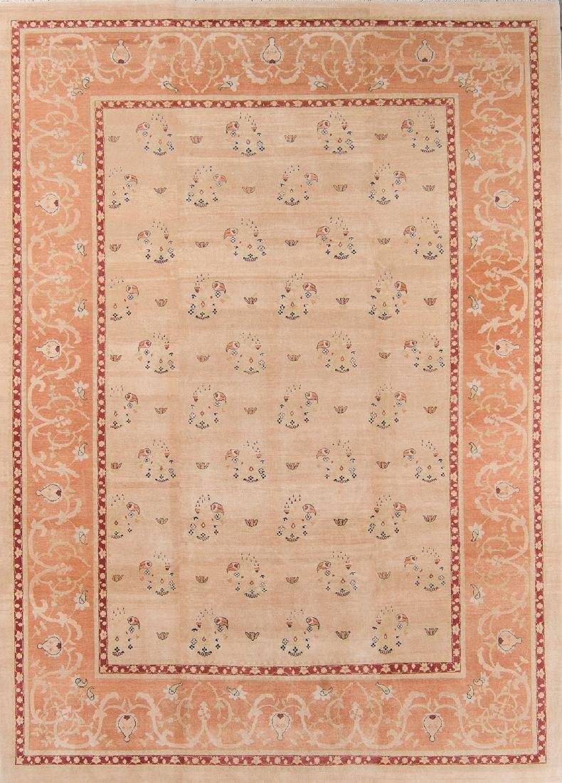Fine Agra Style Rug: 8'10'' x 12'