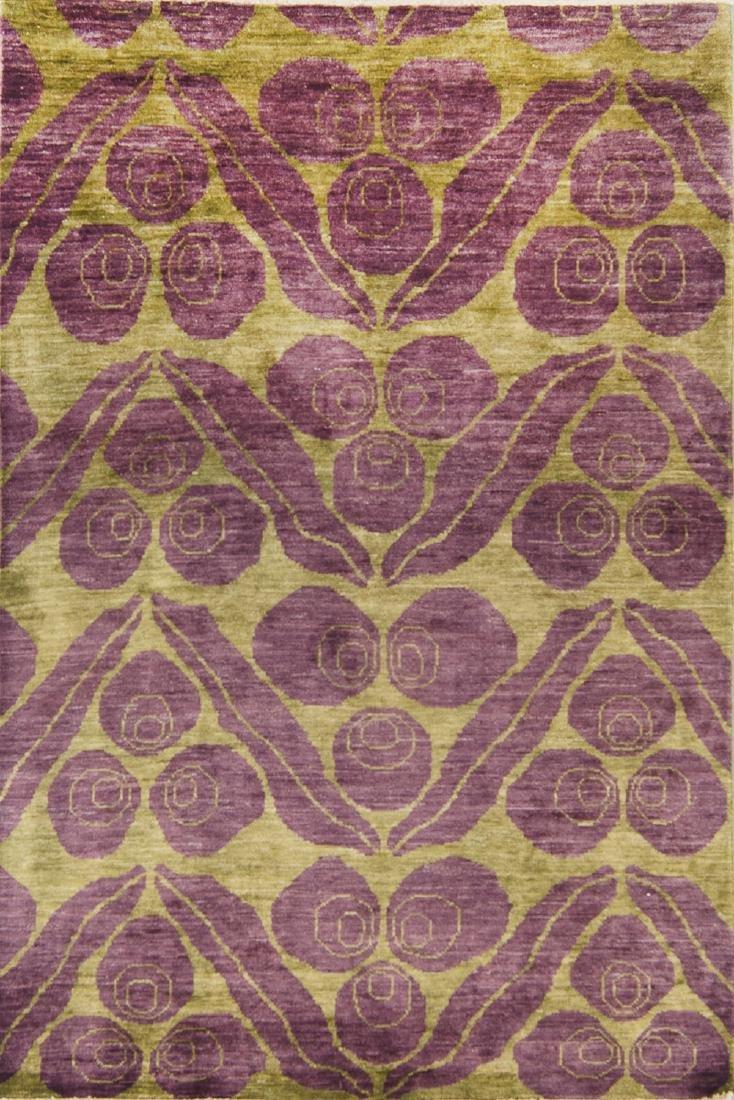 Ottoman Style Rug: 5'10'' x 8'7''