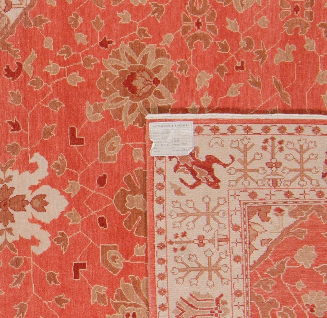 Oushak Style Rug: 7'2'' x 11'4'' - 2