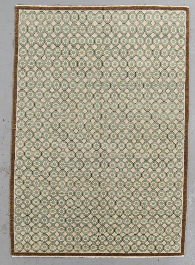 Khotan Style Rug: 5' x 7'2''