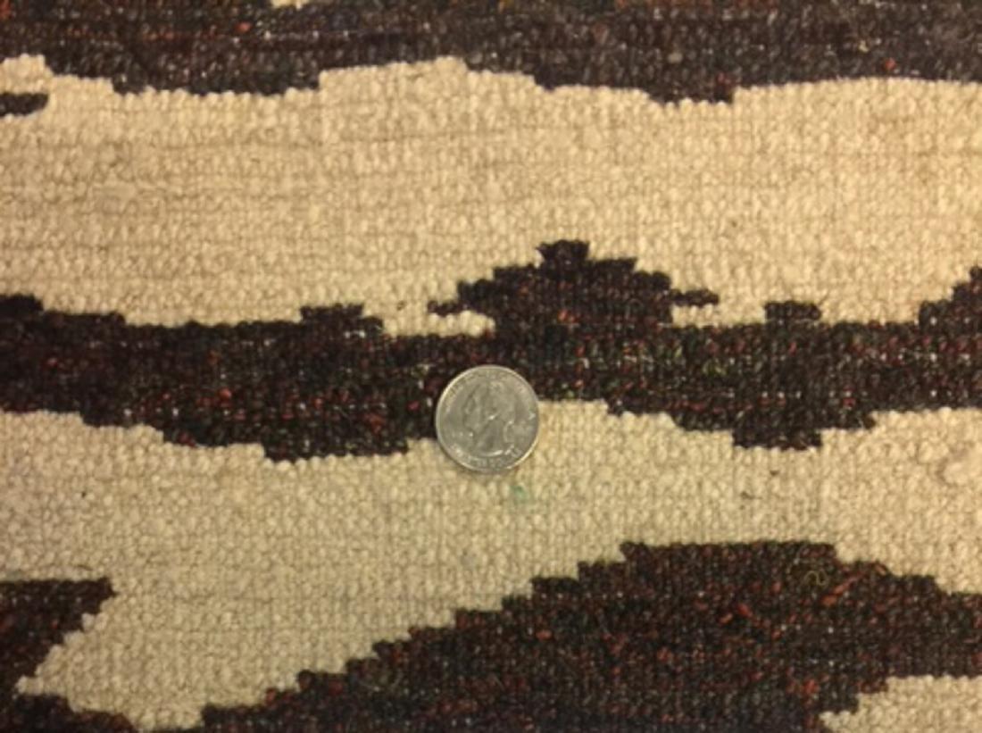 Tiger Stripe Tibetan Rug: 5'11'' x 9' - 3