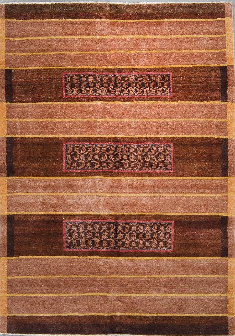 Modern Arts & Crafts Rug: 5'11'' x 8'5''