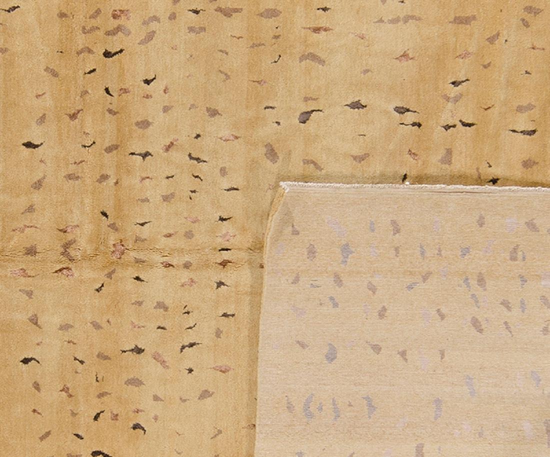 Modernist Abstract Rug: 8'11'' x 11'10'' - 2
