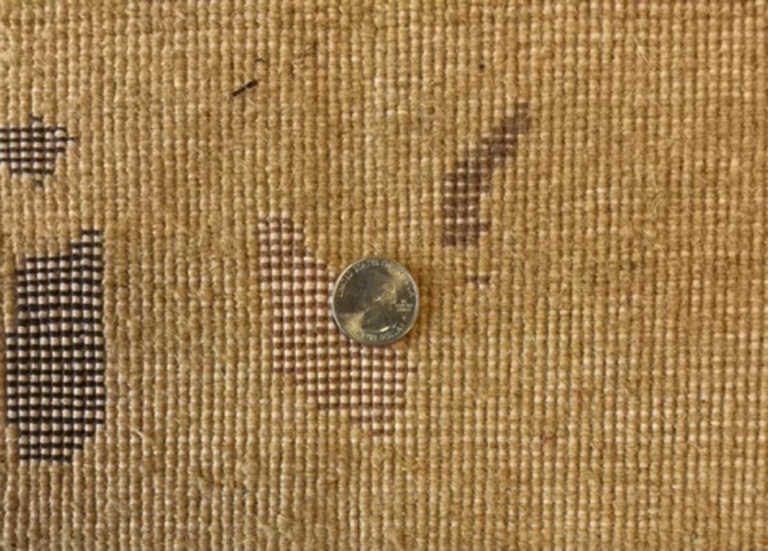 Modernist Abstract Rug: 8'11'' x 11'10'' - 3