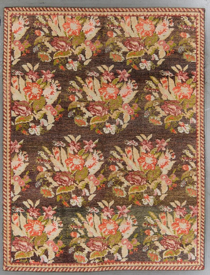 Karabagh Style Rug: 7' x 9'2''