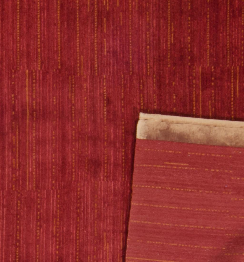 Modern Tibetan Rug: 6'4'' x 9' - 2