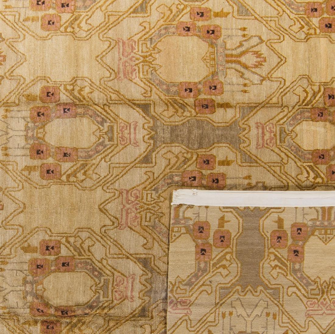 Modern Tibetan Rug: 12'4'' x 16'6'' - 2