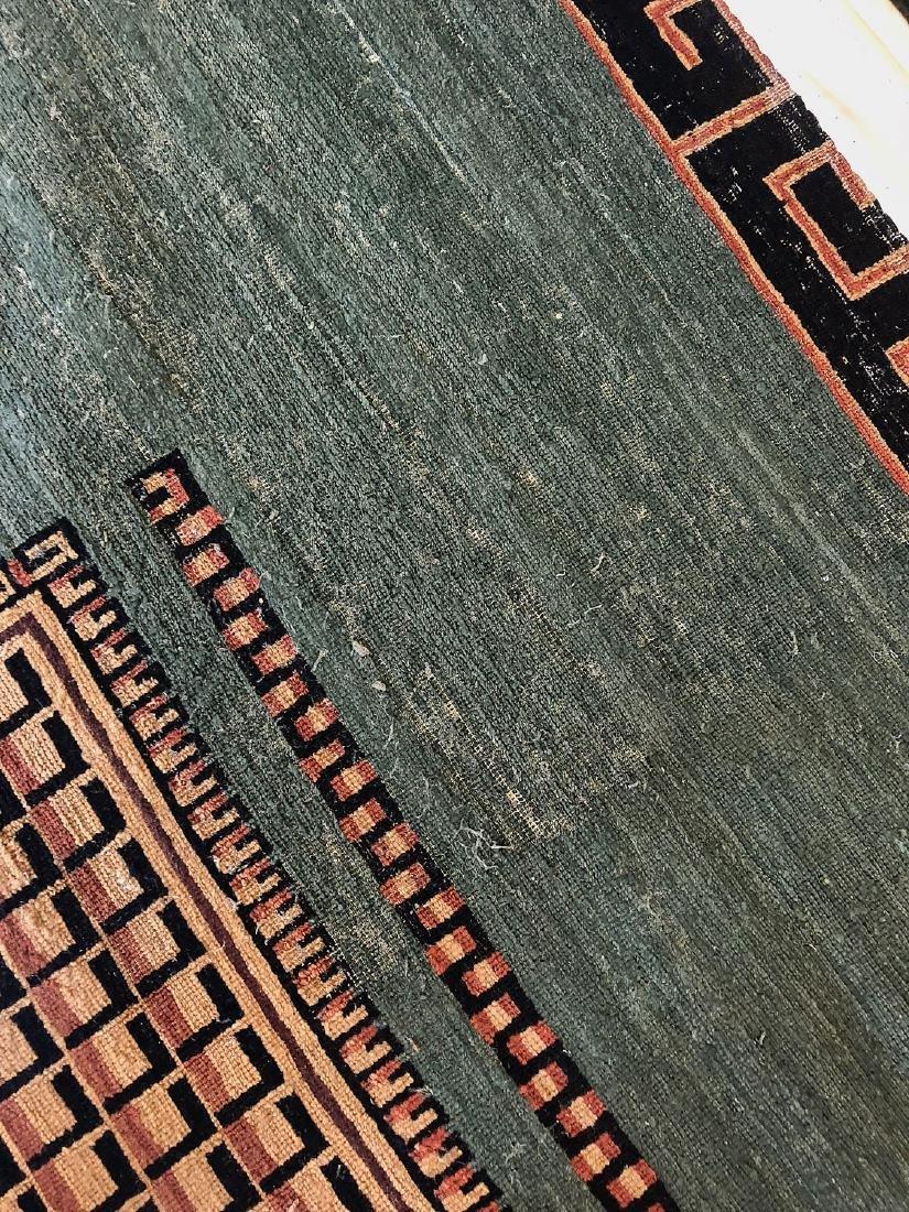 Modern Tibetan Rug: 12'4'' x 16'6'' - 5