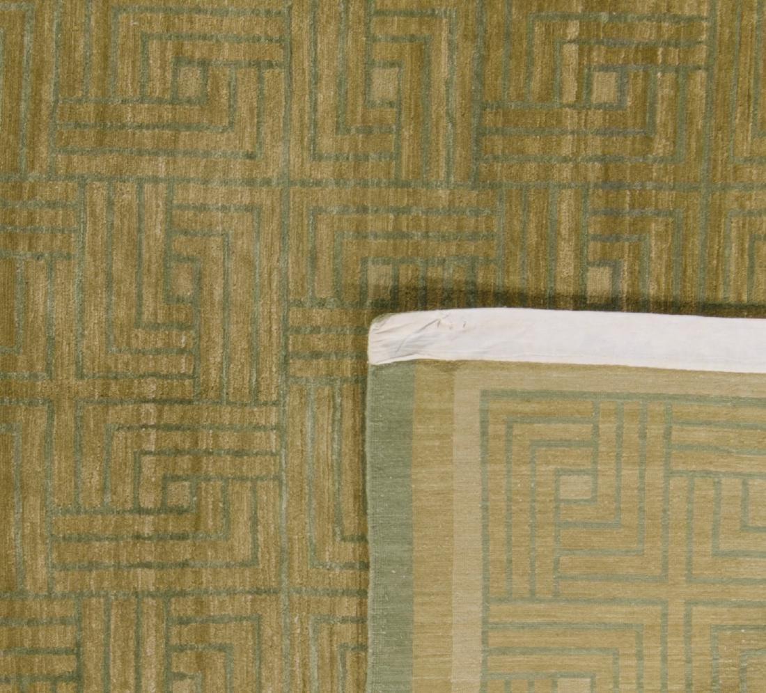 Modern Tibetan Rug: 8'1'' x 10'4'' - 2
