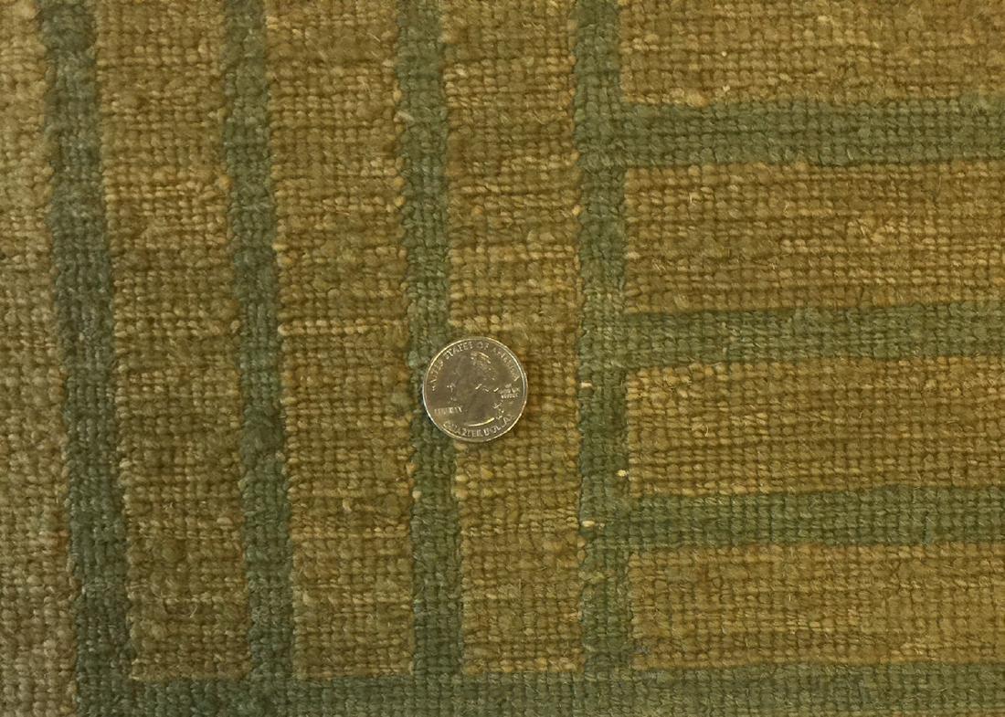 Modern Tibetan Rug: 8'1'' x 10'4'' - 3