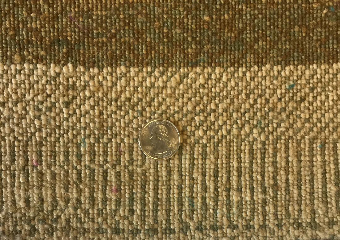 Modern Mahindra Natural Dye Rug: 4'2'' x 6'6'' - 3