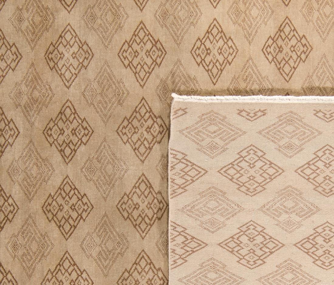 Fine Khotan Style Rug: 7'10'' x 10'2'' - 2