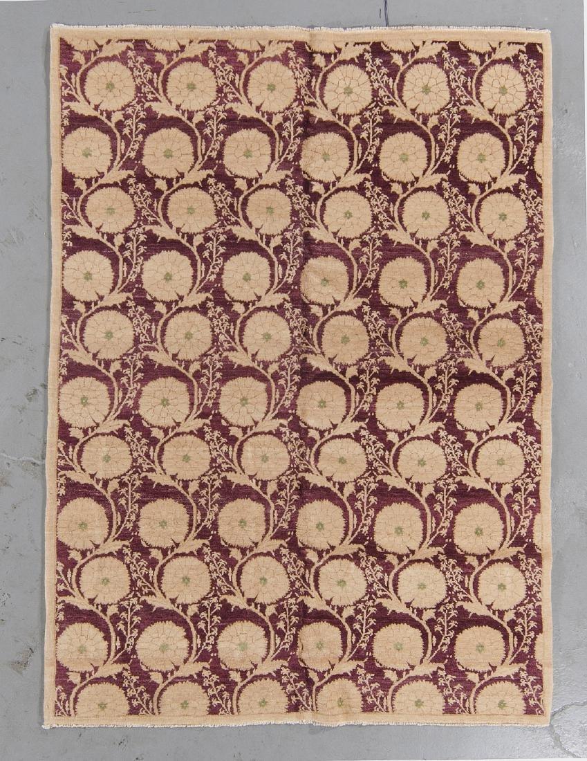 Fine Ottoman Style Rug: 5'2'' x 7'2''