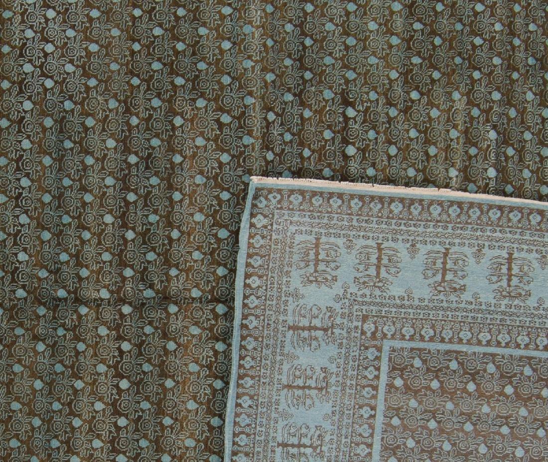 Fine Khotan Style Rug: 9'10'' x 14' - 2