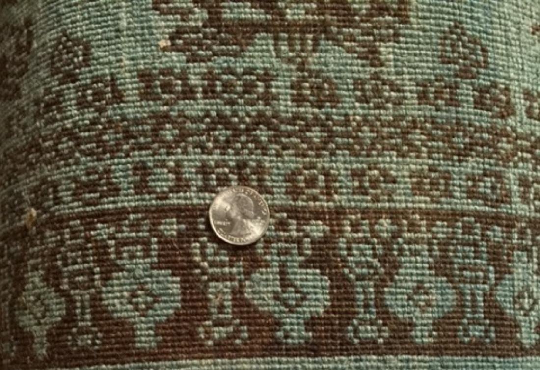 Fine Khotan Style Rug: 9'10'' x 14' - 3