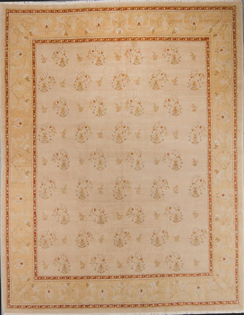 Fine Agra Style Rug: 7'8'' x 10'