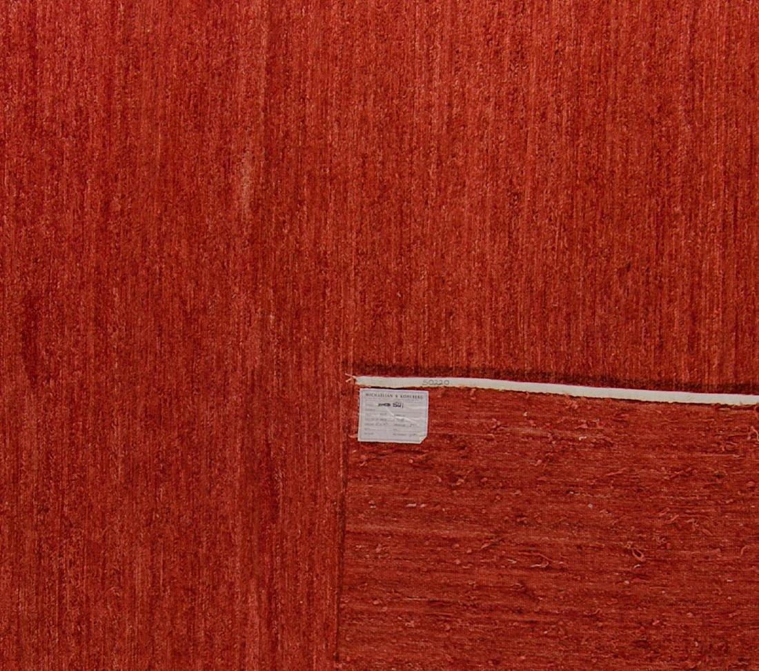 Modern Natural Dye Sumak Rug: 8' x 10'2'' - 2