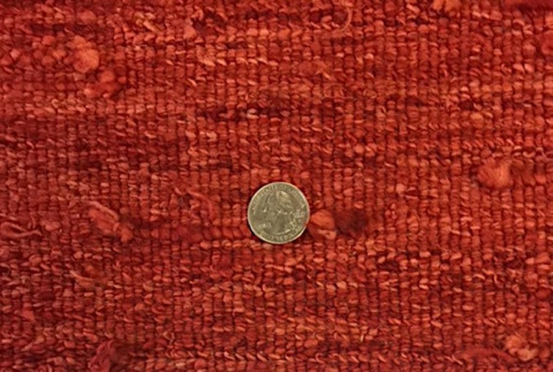 Modern Natural Dye Sumak Rug: 8' x 10'2'' - 3