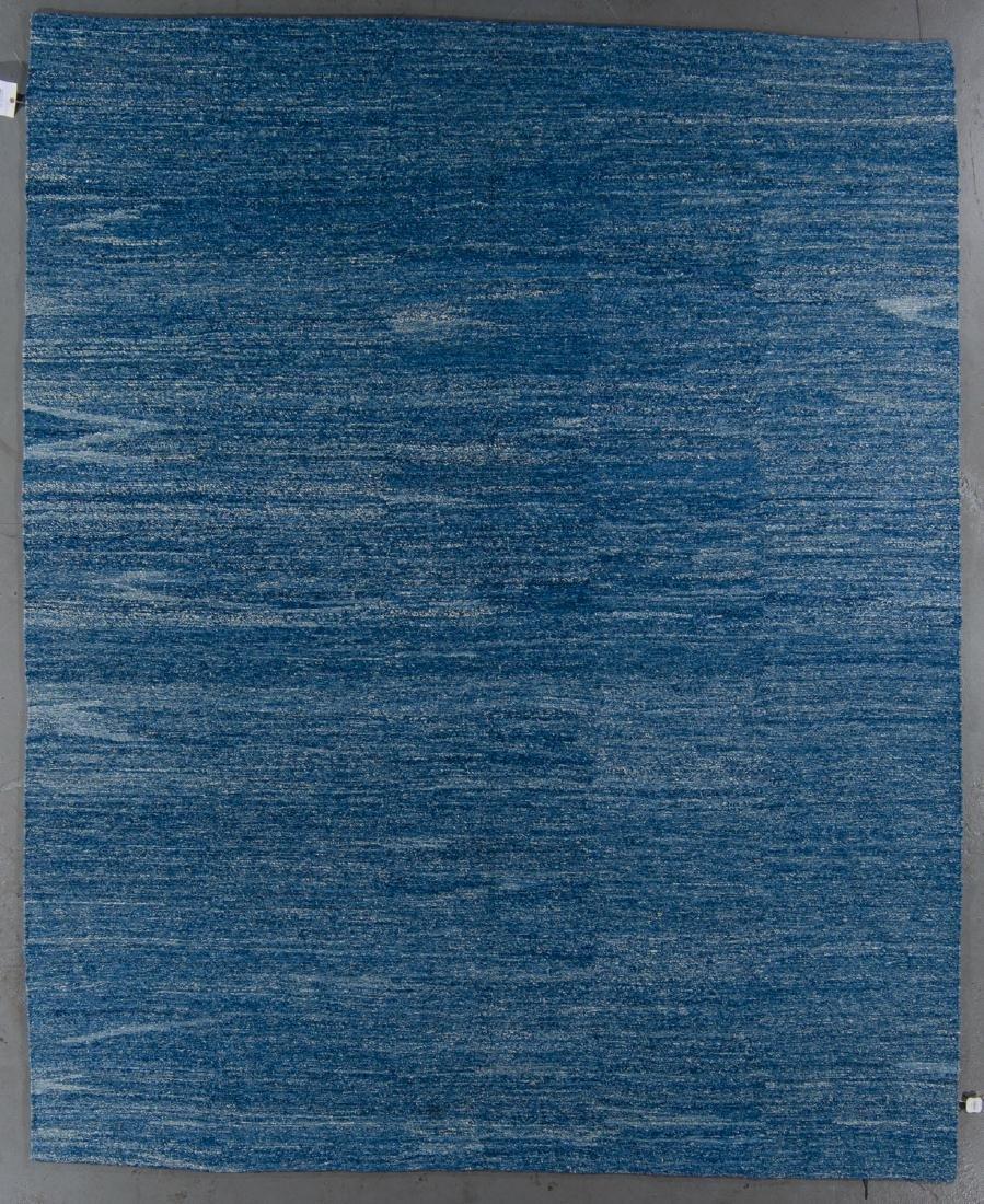 Modern Natural Dye Sumak Rug: 8' x 9'11''
