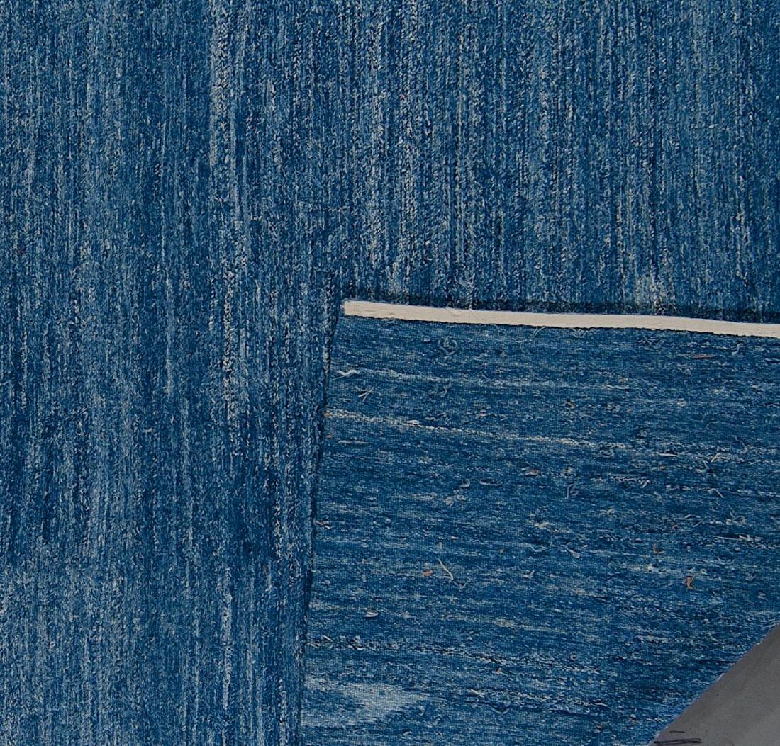 Modern Natural Dye Sumak Rug: 8' x 9'11'' - 2
