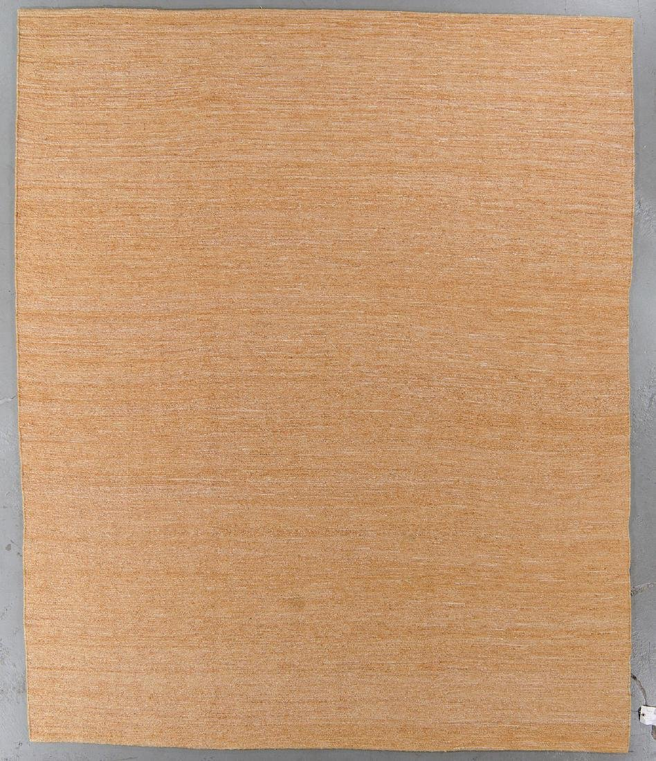 Modern Natural Dye Sumak Rug: 8'1'' x 10'2''