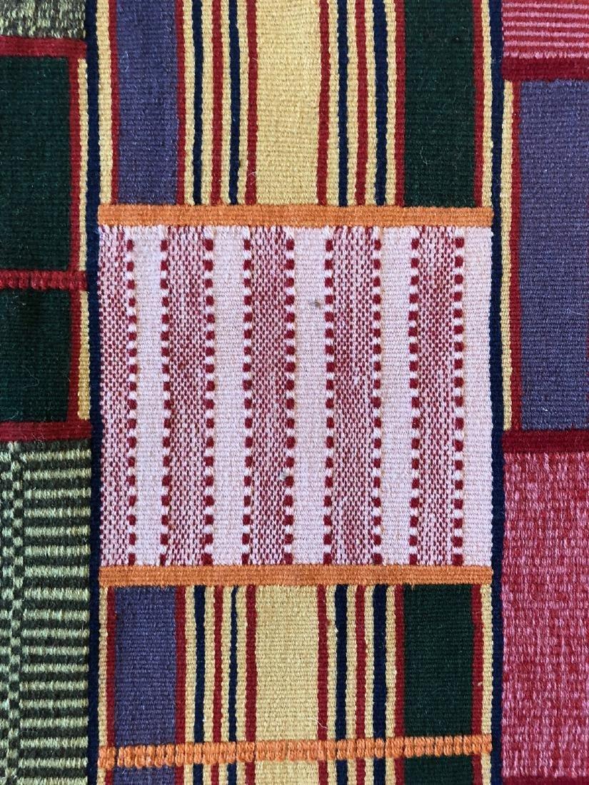 Fine Ashanti Style Kilim: 5'11'' x 8'9'' - 2