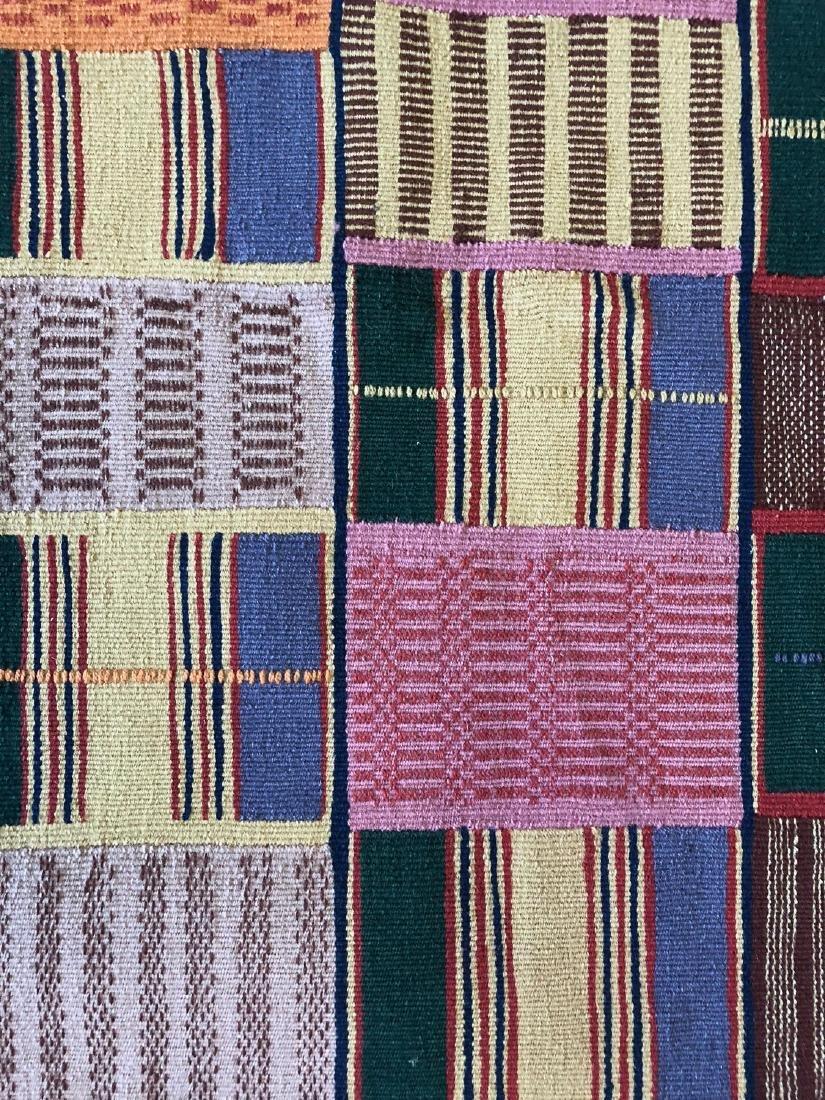 Fine Ashanti Style Kilim: 3'11'' x 5'10'' - 2