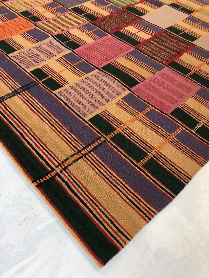 Fine Ashanti Style Kilim: 3'11'' x 5'10'' - 3