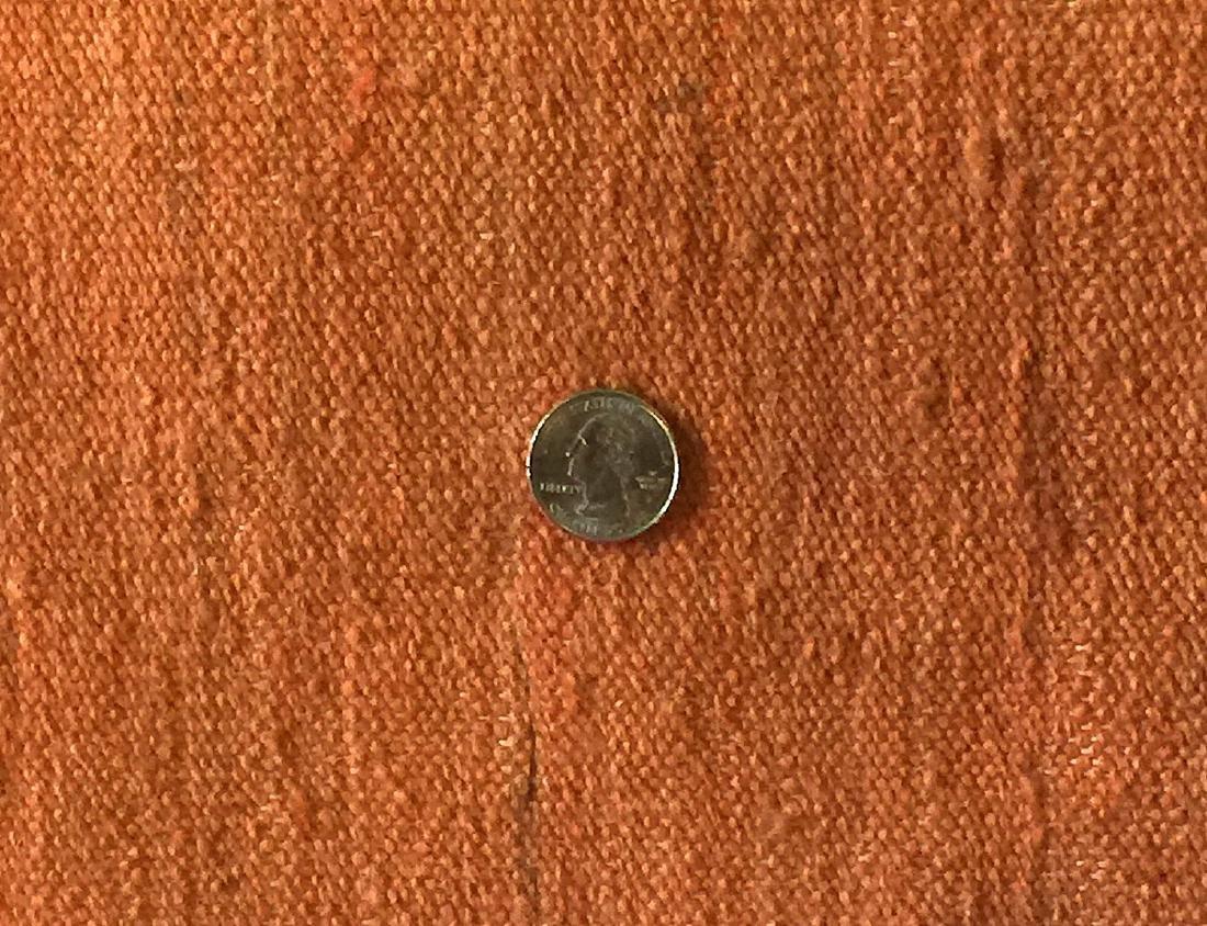Modern Afghan Natural Dye Kilim: 6'6'' x 9'4'' - 3