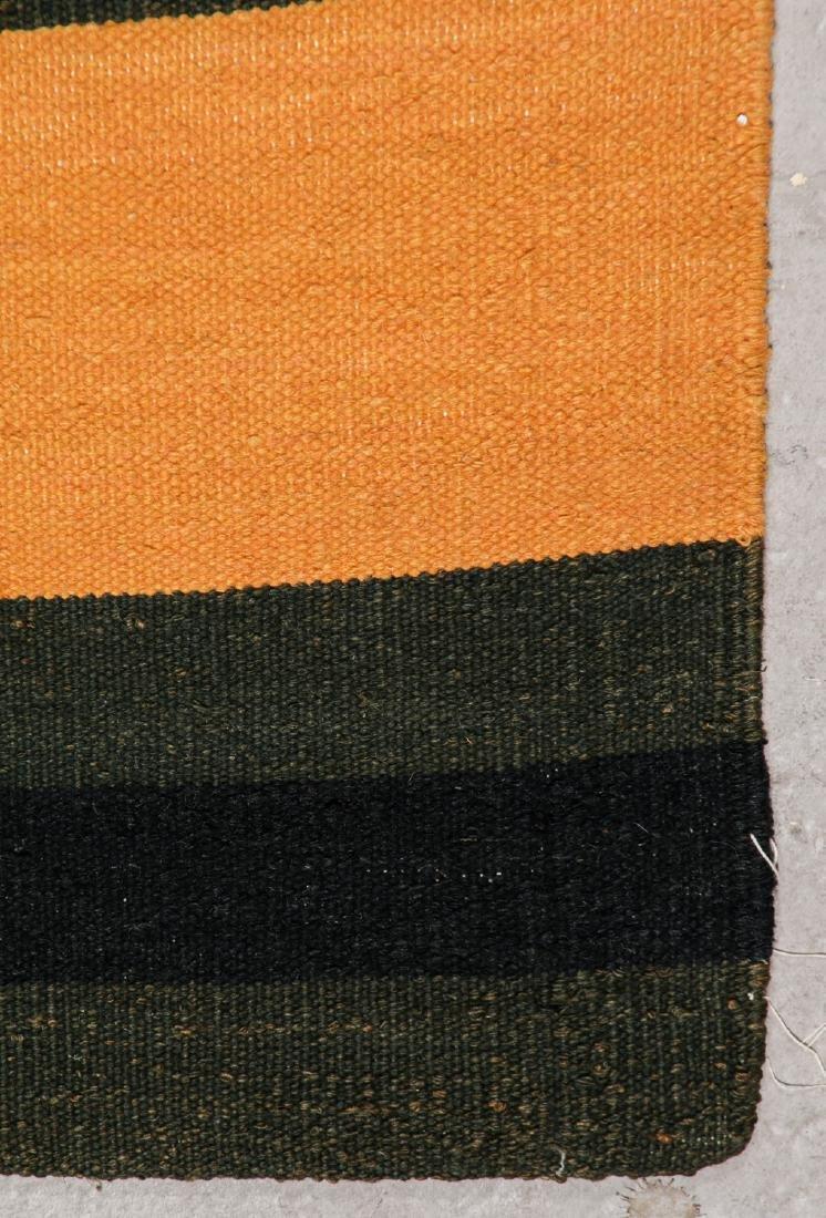Modern Striped Kilim: 8' x 10' - 2