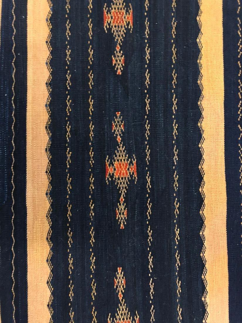 Fine Caucasian Verneh Style Kilim: 3' x 7' - 2