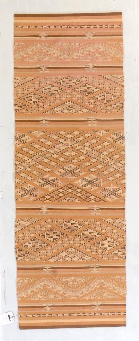 Fine Caucasian Verneh Style Kilim: 2'8'' x 8'10''