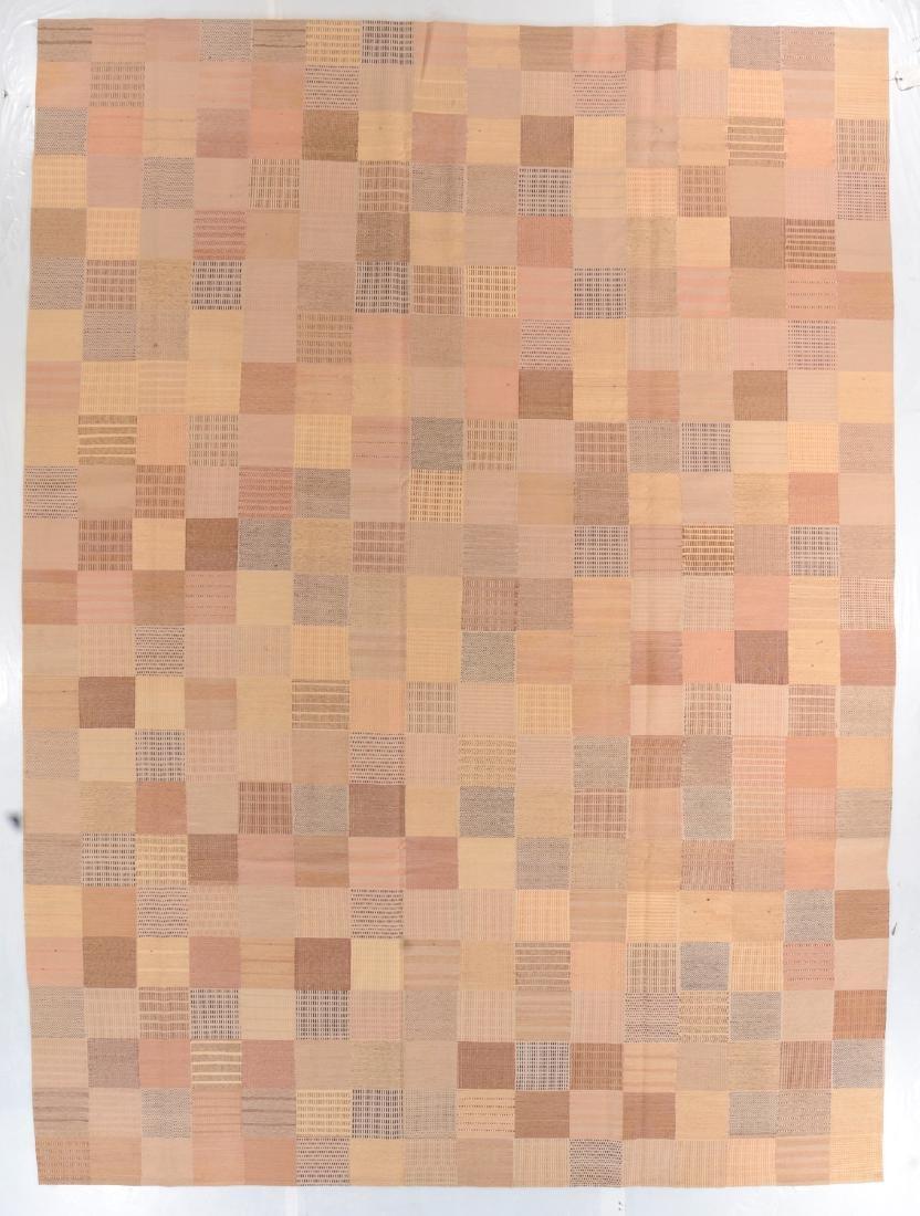 Fine Ashanti Style Kilim: 10'1'' x 13'8''
