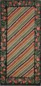 SemiAntique Bessarabian Wool Kilim Romania 411 x