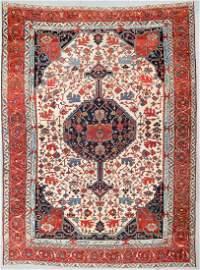 Fine Antique Serapi Rug, Persia: 12'7'' x 16'10''